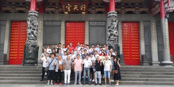 Du lịch công ty 2019 tại Đài Bắc - Đài Loan