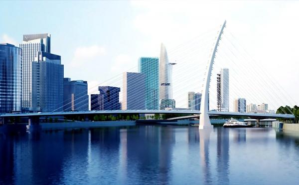 Bốn công trình được kỳ vọng ở TP. Hồ Chí Minh